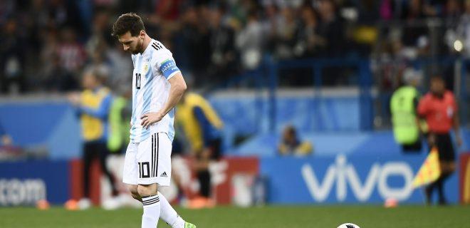 Pronostico Nigeria-Argentina 26/06/2018