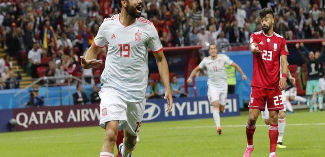 Pronostico Spagna-Marocco 25-06-18