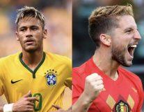 Pronostico Brasile-Belgio 06/07/18