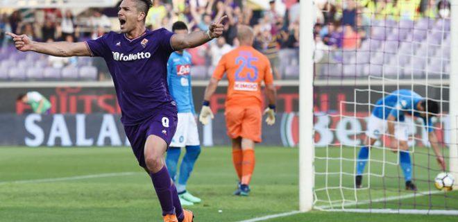 Pronostico Napoli-Fiorentina 15/09/18