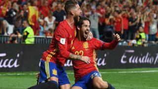 Pronostico Spagna-Croazia 11-09-18