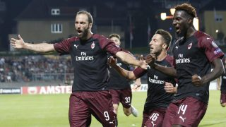 Pronostico Milan-Dudelange 29-11-18