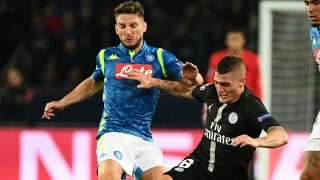 Pronostico Napoli-PSG 06-11-18