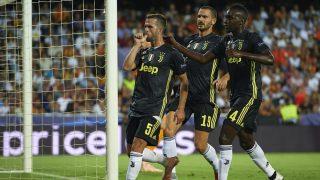 Pronostico Juventus-Valencia 27/11/18