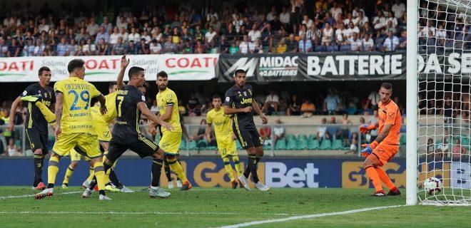 Pronostico Juventus-Chievo 21-01-19