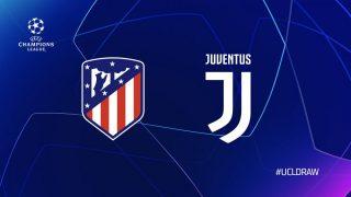 Pronostico Atletico Madrid-Juventus 20-02-19