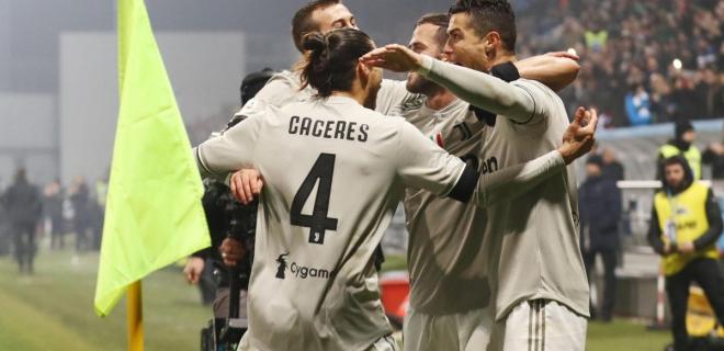 Pronostico Juventus-Frosinone 15-02-19