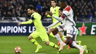 Pronostico Barcellona-Lione 13-03-19