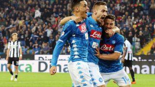 Pronostico Napoli-Udinese 17-03-19