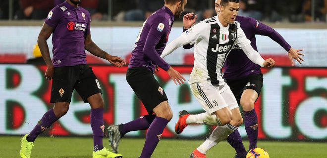 Pronostico Juventus-Fiorentina 20-04-19