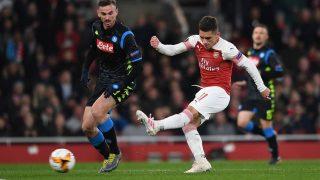 Pronostico Napoli-Arsenal 18-04-19