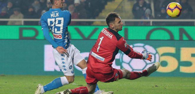 Pronostico Napoli-Atalanta 22-04-19