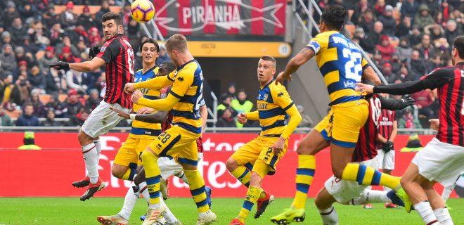 Pronostico Parma-Milan 20-04-19