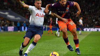 Pronostico Tottenham-Manchester City 09-04-19