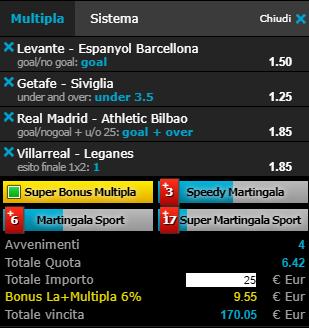 scommesse pronte Liga 2019-04-20