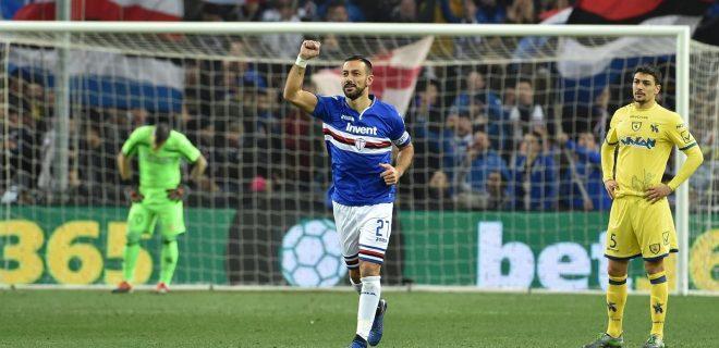 Pronostico Chievo-Sampdoria 19-05-19