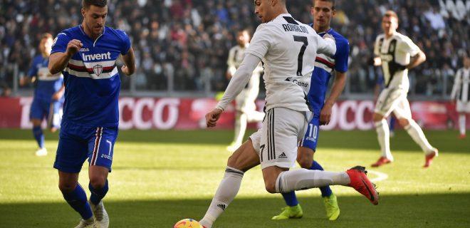 Pronostico Sampdoria-Juventus 26-05-19