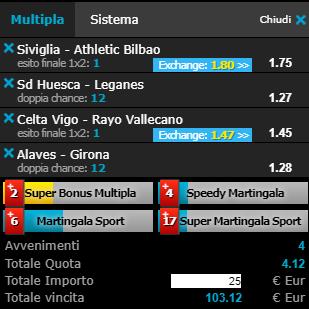scommesse pronte Liga 2019-05-18