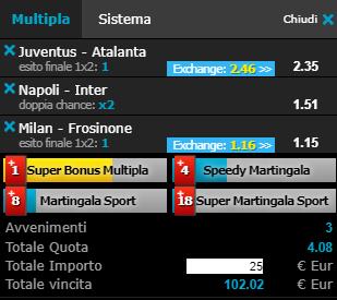 scommesse pronte Serie a 2019-05-19