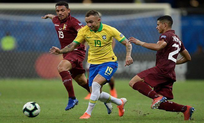 pronostico brasile-paraguay