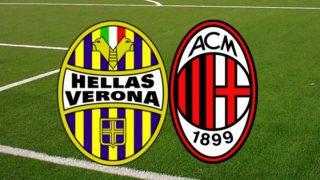 Pronostico Verona-Milan 15-09-19