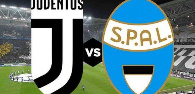 Pronostico Juventus-Spal 28/09/19