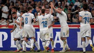 Pronostico Italia-Grecia 12-10-19