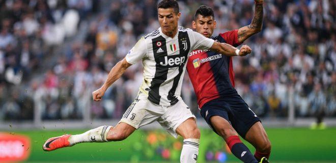 Pronostico Juventus-Genoa 30-10-19