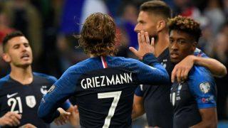 Pronostico Albania-Francia 17-11-19