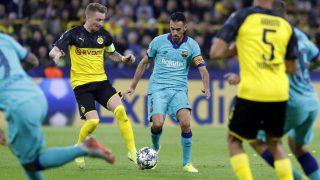 Pronostico Barcellona-Borussia Dortmund 27-11-19