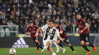 Pronostico Juventus-Milan 10-11-19