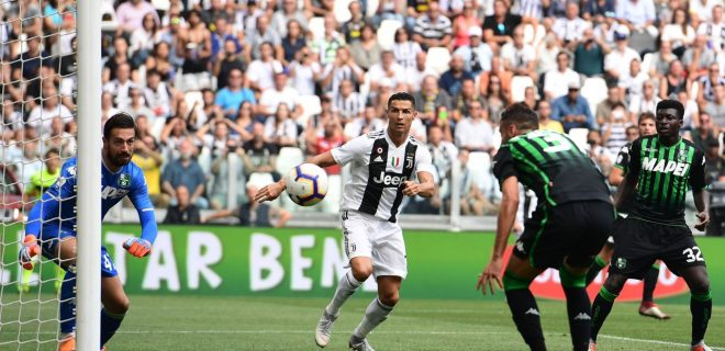 Pronostico Juventus-Sassuolo 01-12-19