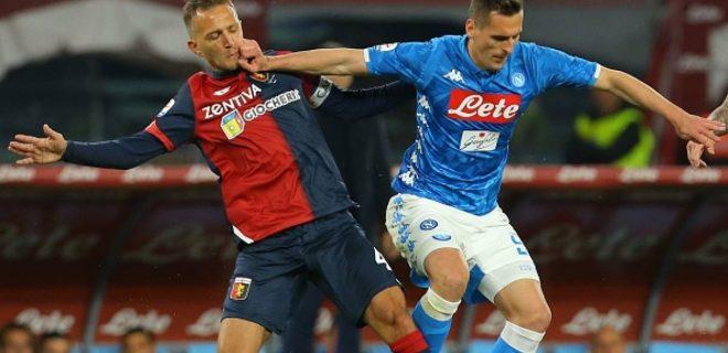 Pronostico Napoli-Genoa 09-11-19
