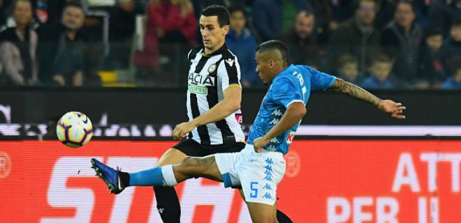 Pronostico Udinese-Napoli 07-12-19