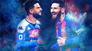Pronostico Napoli-Barcellona 25-02-20