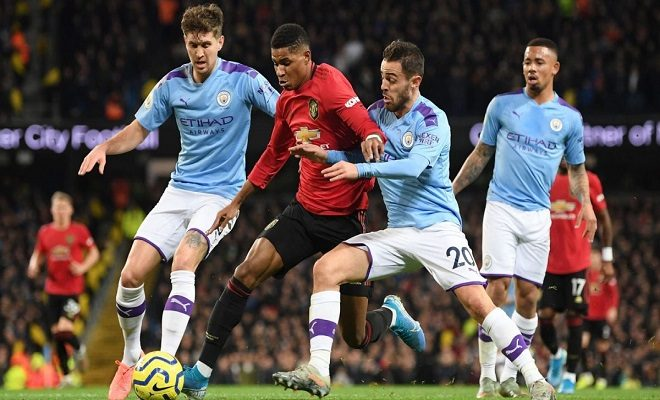 pronostico manchester united-manchester city