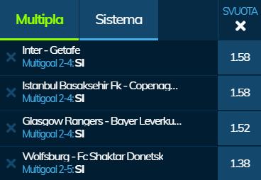 scommesse pronte Europa League 2020-03-12