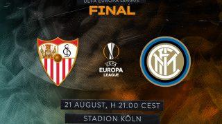 Pronostico Siviglia-Inter 21-08-20