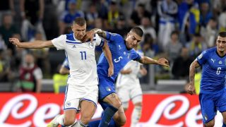 Pronostico Italia-Bosnia 04-09-20