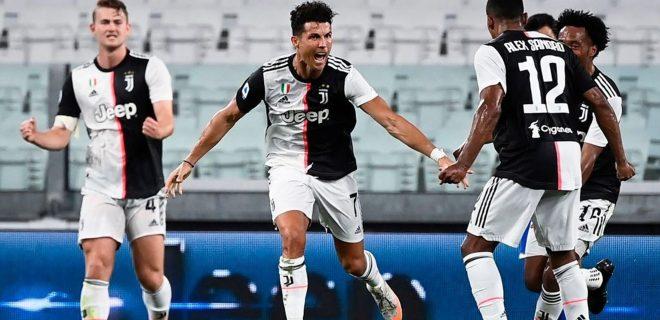 Pronostico Juventus-Sampdoria 20-09-20