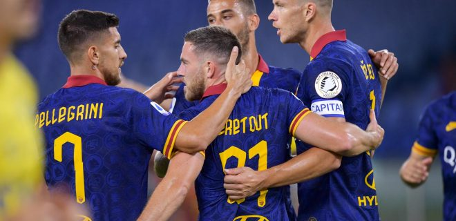 Pronostico Verona-Roma 19-09-20