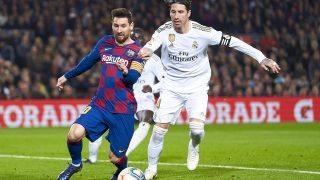 Pronostico Barcellona-Real Madrid 24-10-20