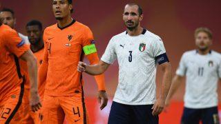 Pronostico Italia-Olanda 14-10-20