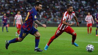 Pronostico Atletico Madrid-Barcellona 21-11-20