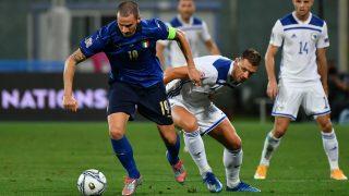 Pronostico Bosnia-Italia 18-11-20