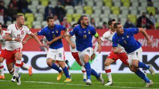Pronostico Italia-Polonia 15-11-20