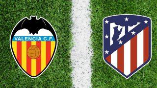 Pronostico Valencia-Atletico Madrid 28-11-20