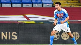 Pronostico Napoli-Milan 22-11-20
