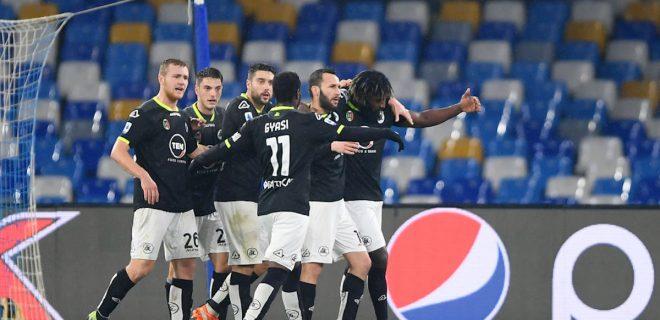 Pronostico Spezia – Sampdoria  11-01-2021