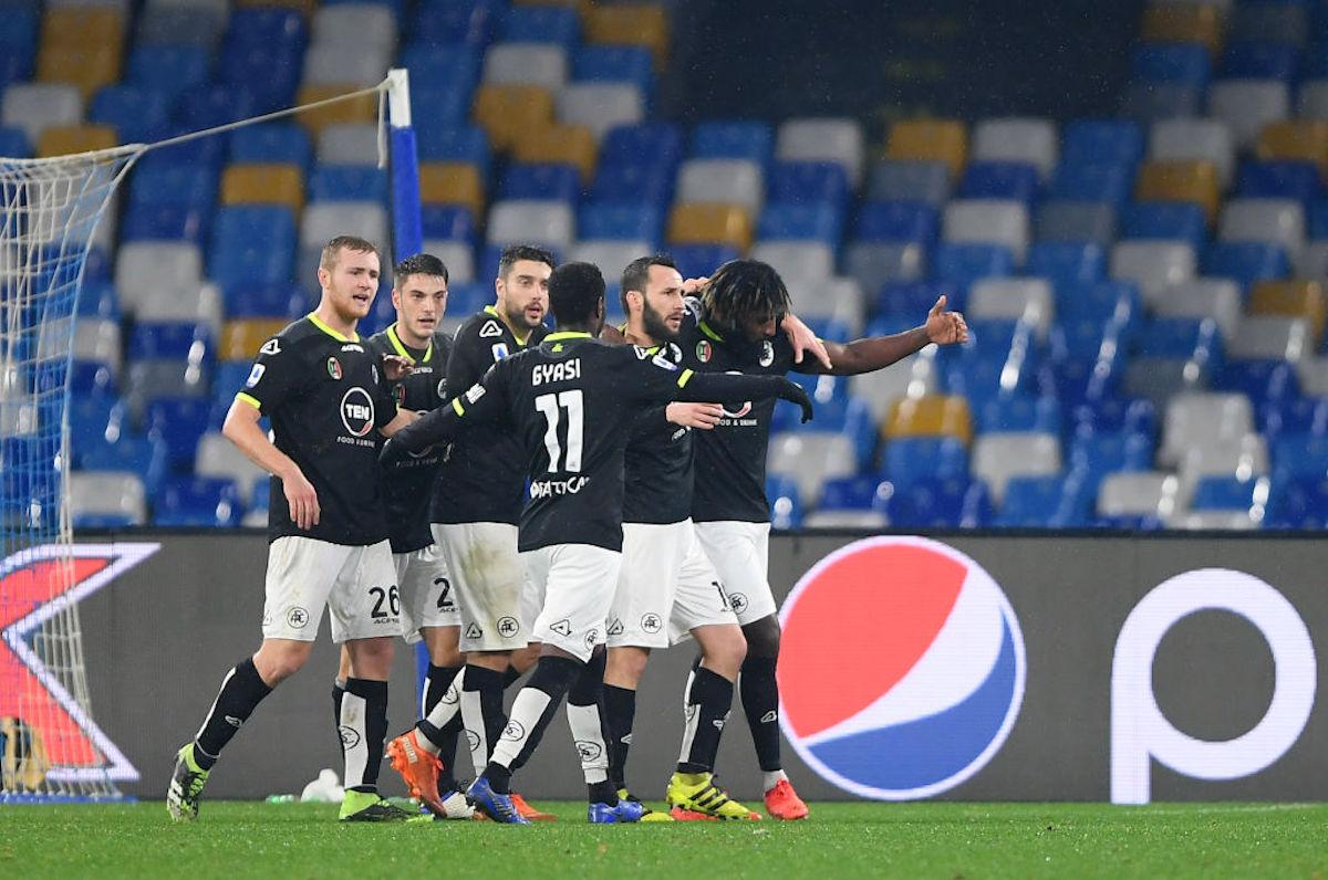 Pronostico Spezia - Sampdoria 11-01-2021